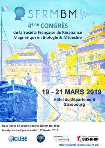 Congrès SFRMBM 2019