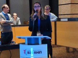 Remise du prix de thèse SFRMBM 2019