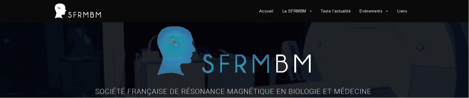 Nouveau site web SFRMBM